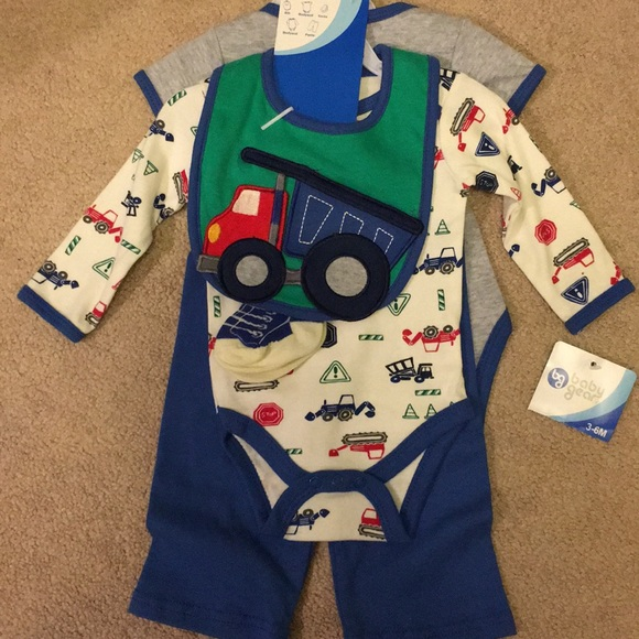 Baby Gear Other - Baby boy construction set
